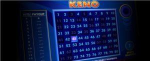 Tips Keno Online