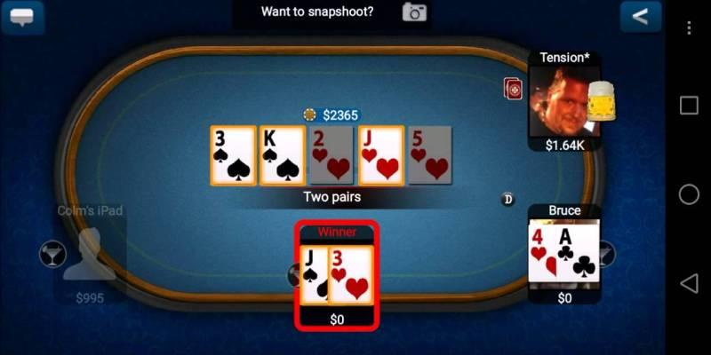 Apa itu Texas Poker?