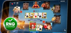 Kemudahan Bermain Texas Poker Online?